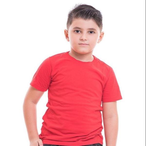 Camiseta vermelha Equillibrium